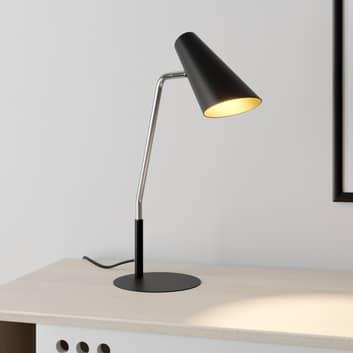 Lucande Wibke bordlampe i svart