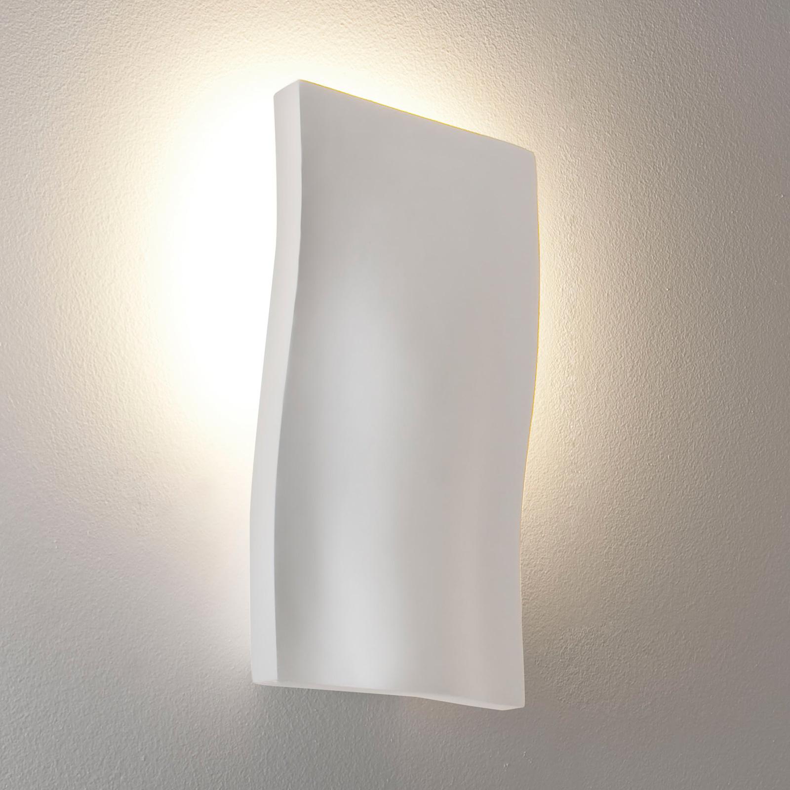 Astro S-Light lampa ścienna z gipsu