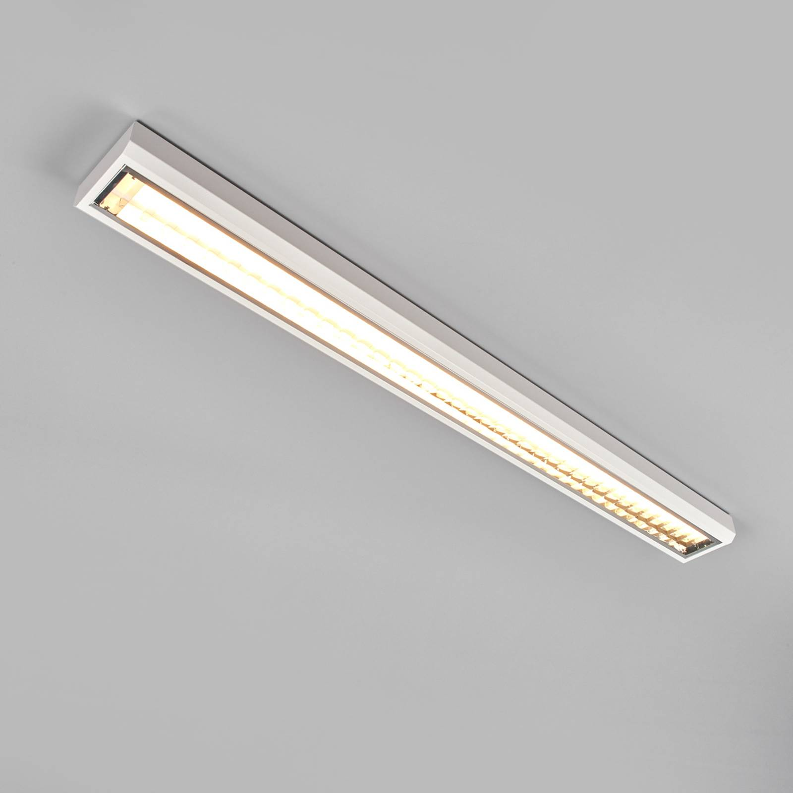 Plafonnier à trame LED pour bureaux, 33 W, 3 000 K