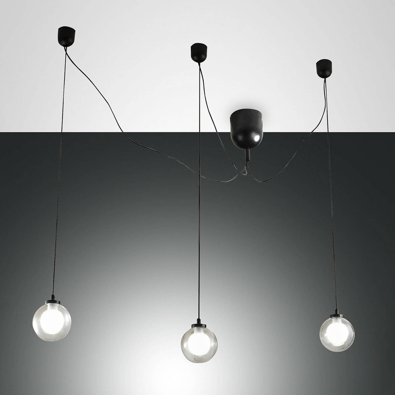 LED-Hängeleuchte Blog, 3-flammig