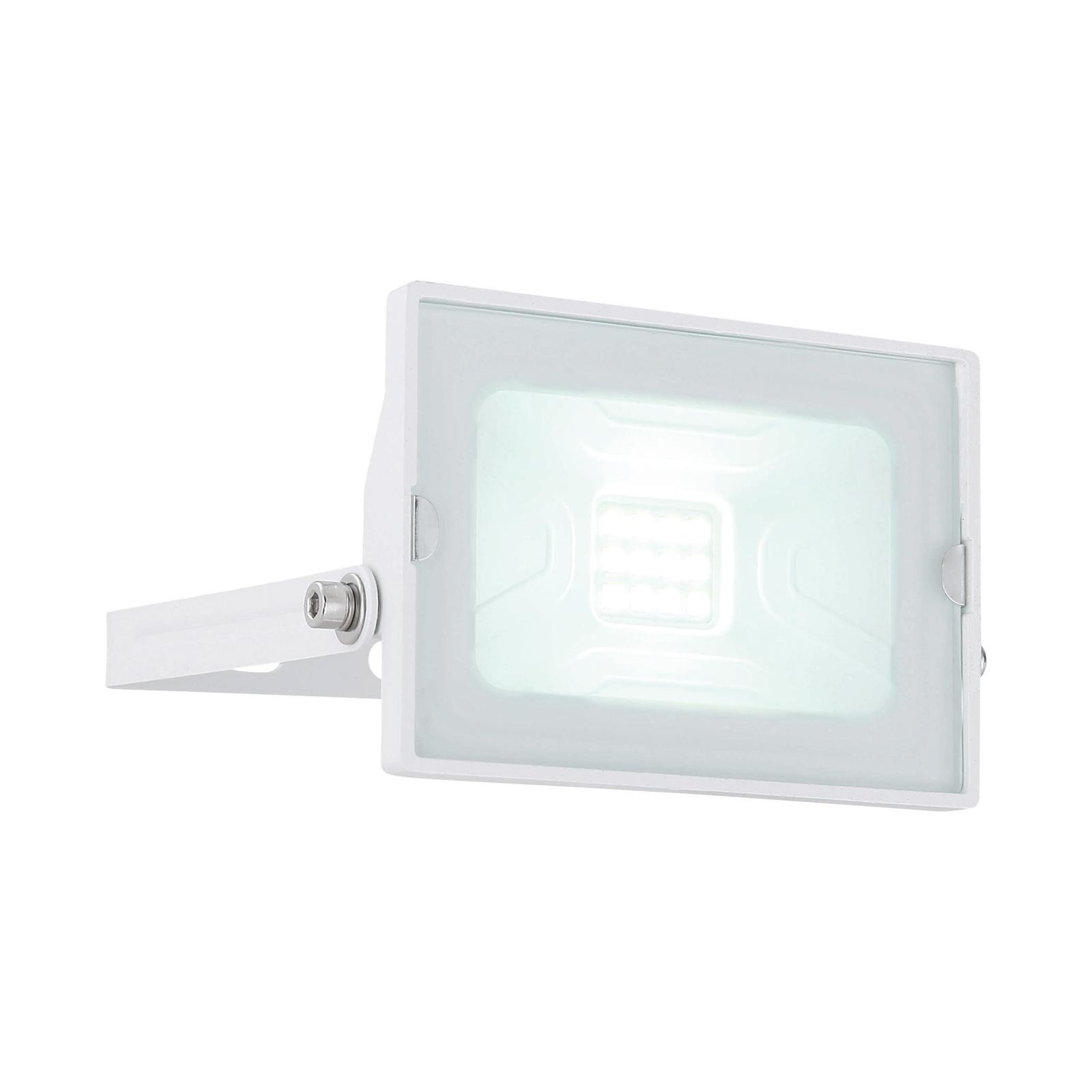 Lindby Aine LED buitenspot wit 6,7 cm