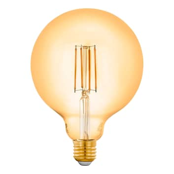 EGLO connect E27 6W Globelampe G125 amber 2.200K