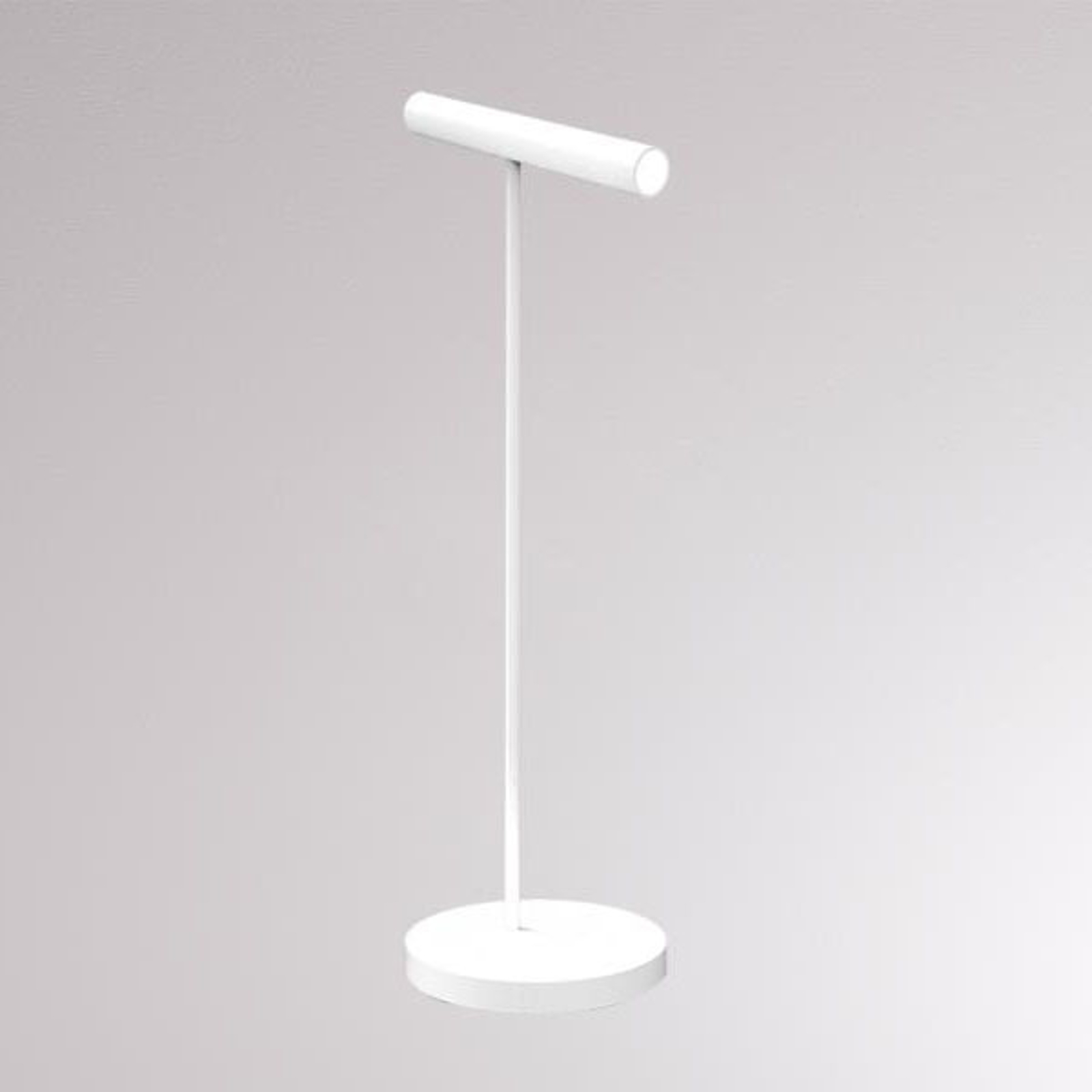 LOUM Meyjo LED-Tischleuchte weiß