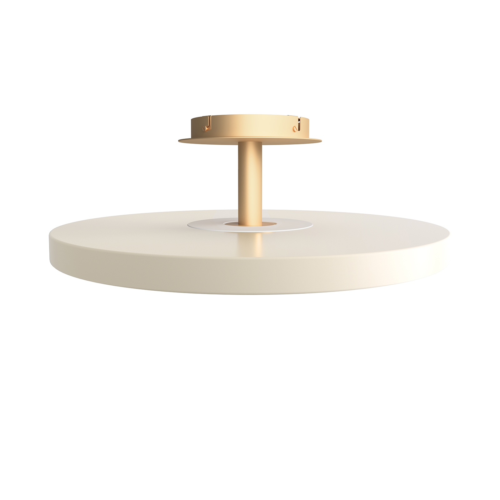 UMAGE plafonnier LED Asteria Up blanc perle