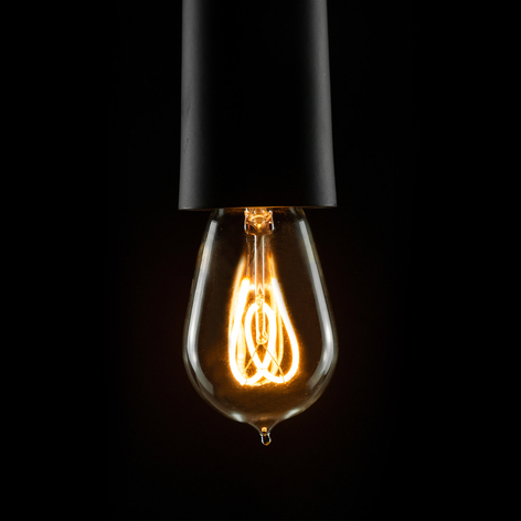 Żarówka LED E14 2,7W 922, Curved Line 360°