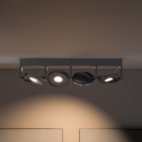VISION 4 LED tak spotlights