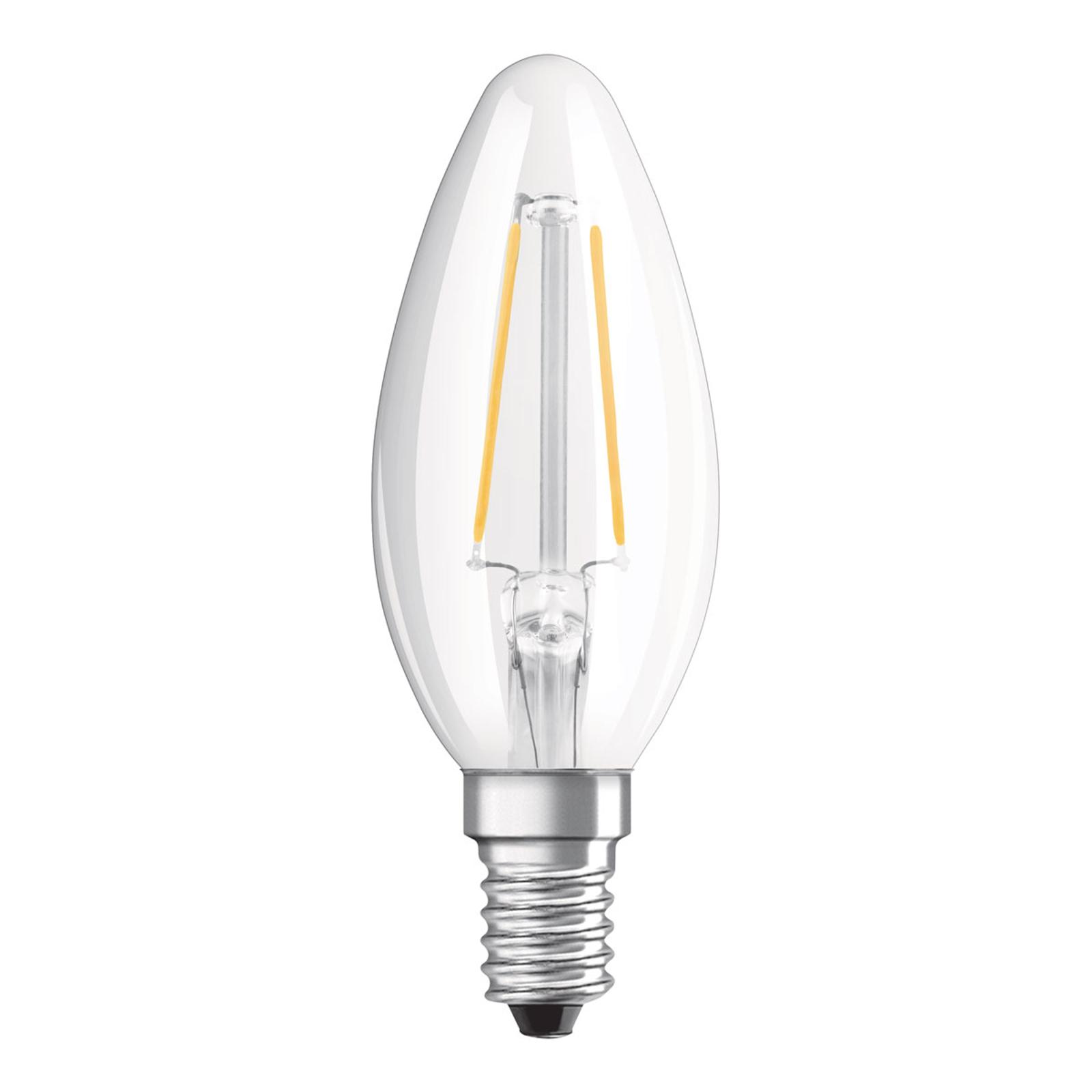 OSRAM candela LED E14 Classic B 2,5W 4.000K