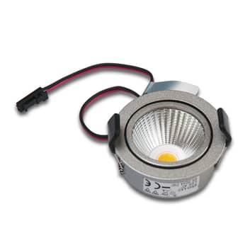 Schwenkbare LED-Einbauleuchte SR 45-LED