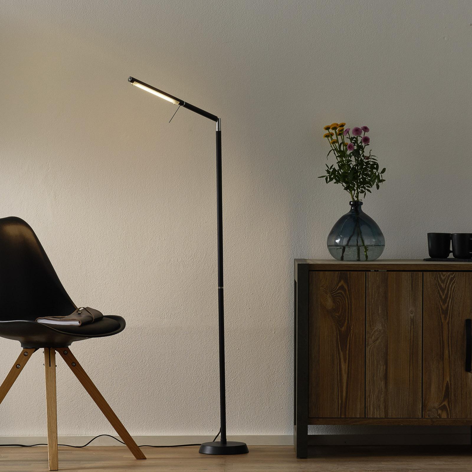 LED-lukuvalaisin Filigran anturihimmentimellä