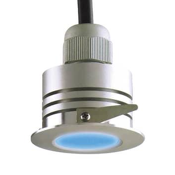 LED-downlight Prato med automatisk fargeveksling
