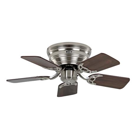 Ventilatore a pale Classic Flat III cromo