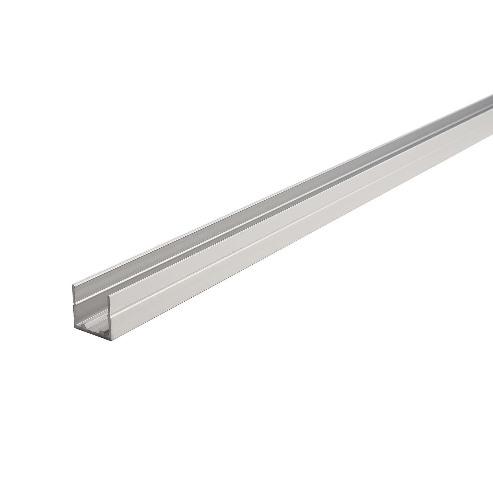 Aluprofil till D Flex Line Top View LED-list 1 m