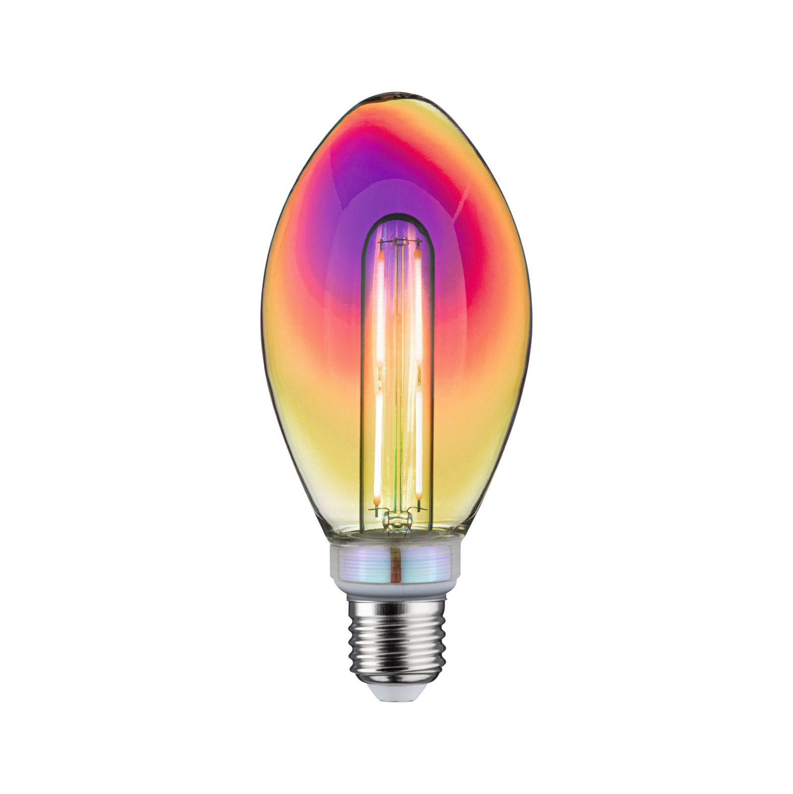 Paulmann lampadina LED E27 5W B75 Fantastic Colors