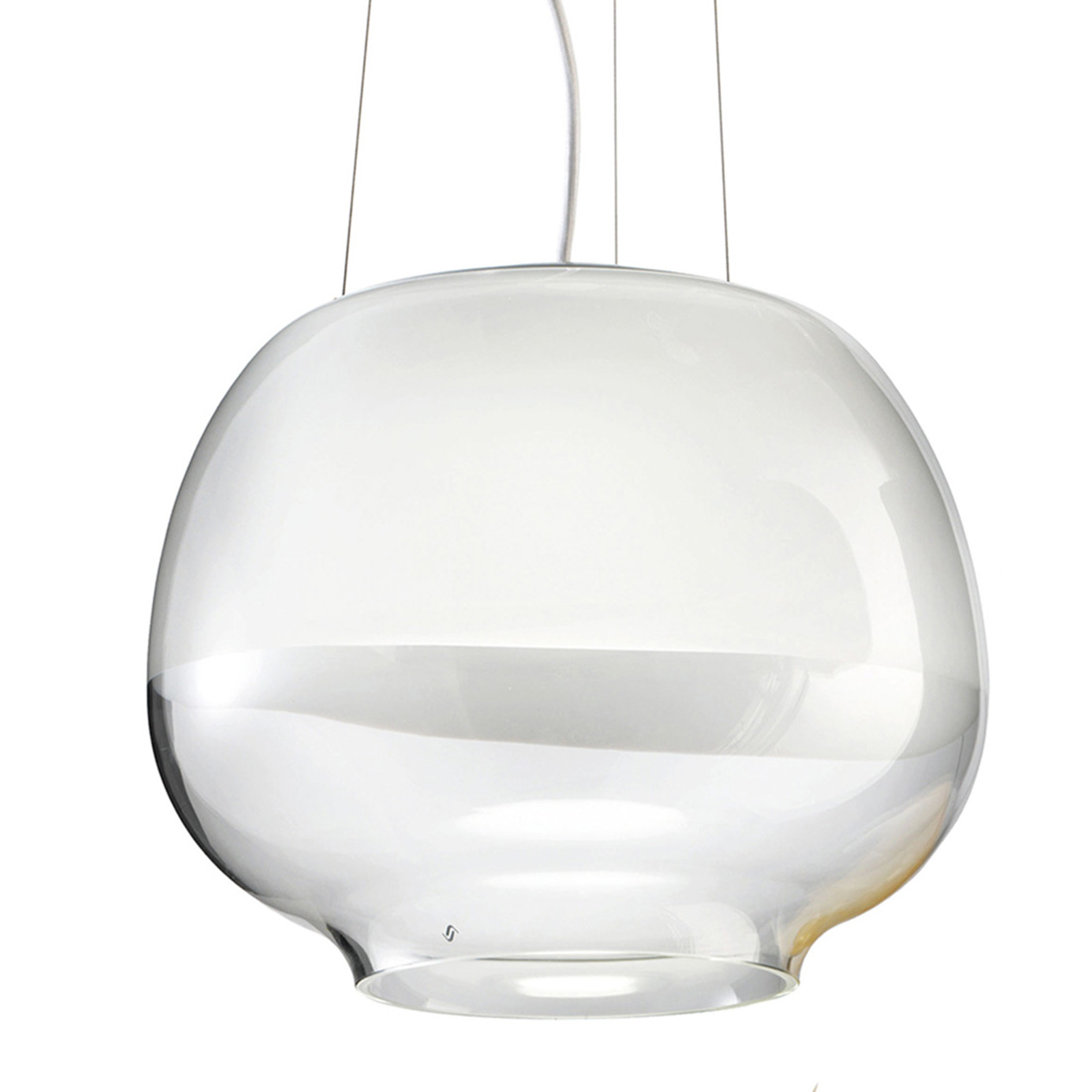 Design-hanglamp Mirage SP, wit