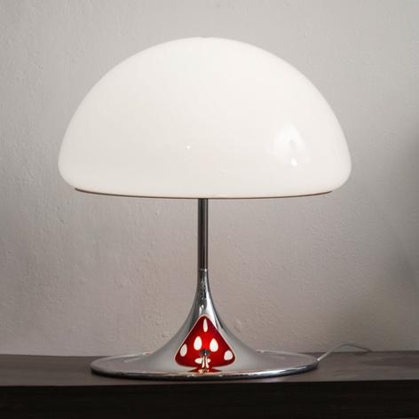 Martinelli Luce Mico - pilzförmige Tischleuchte