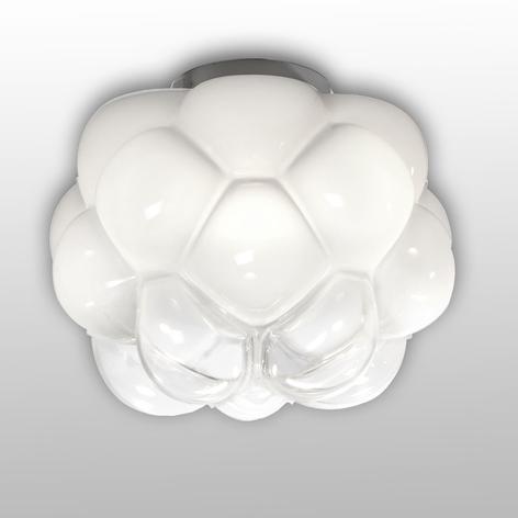 Fabbian Cloudy - plafón LED en forma de nube