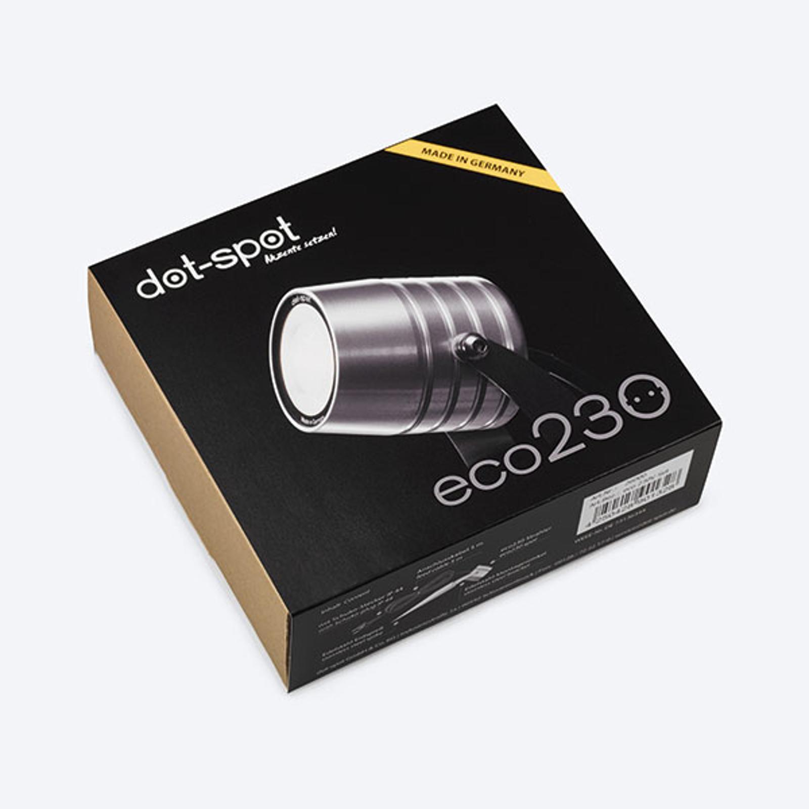 dot-spot LED-Außenstrahler Eco230 Komplettset