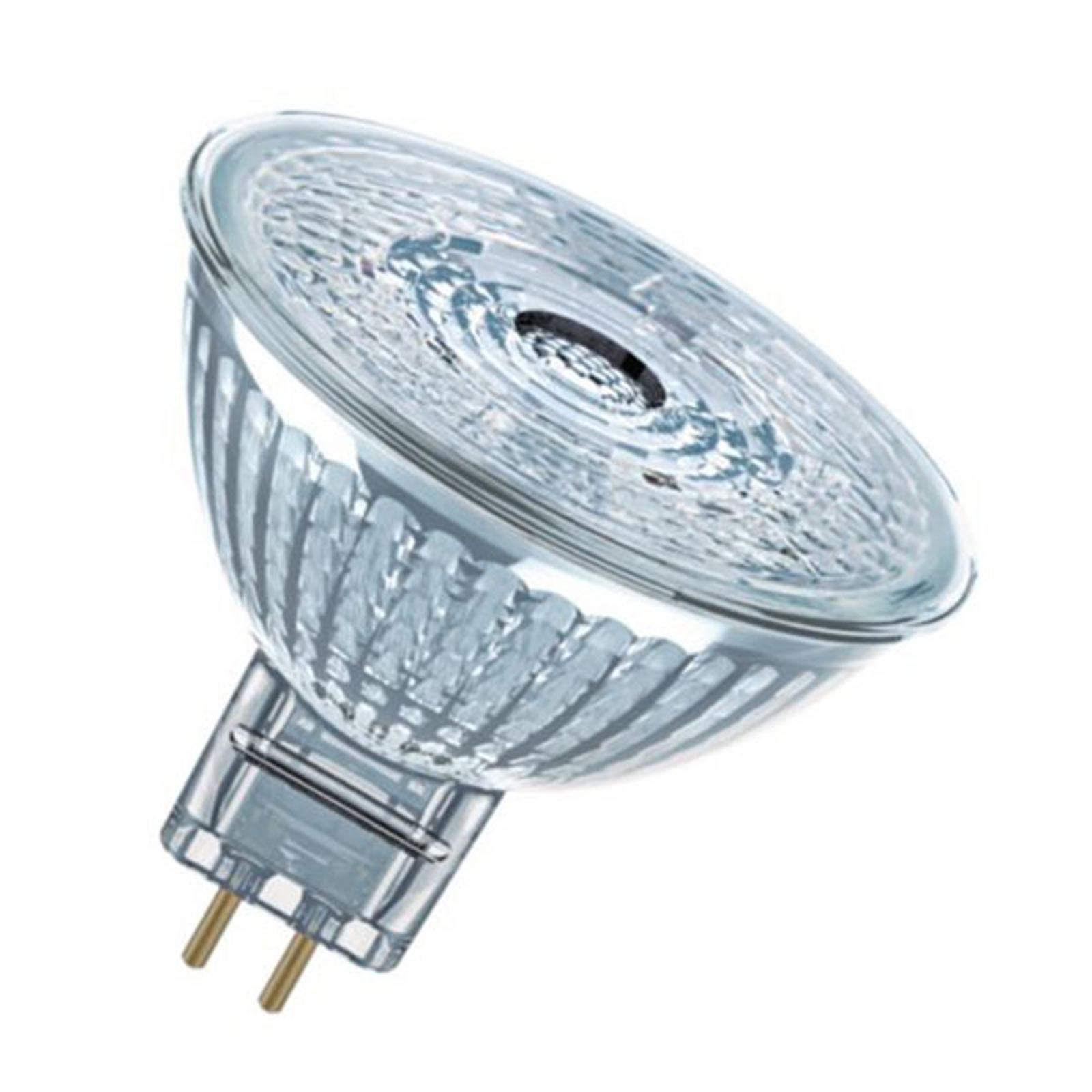 OSRAM LED-reflektor Star GU5,3 8 W varmhvit