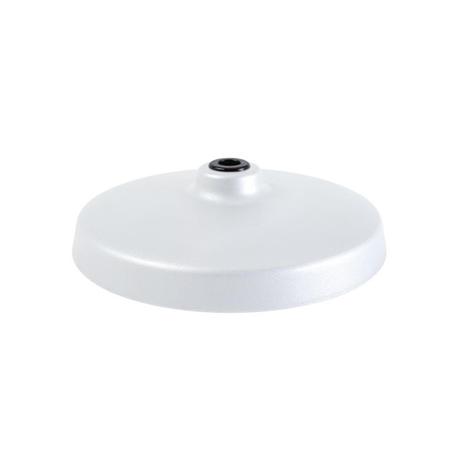 Tischfuß zu 6040154 L-1 LED TL weiß
