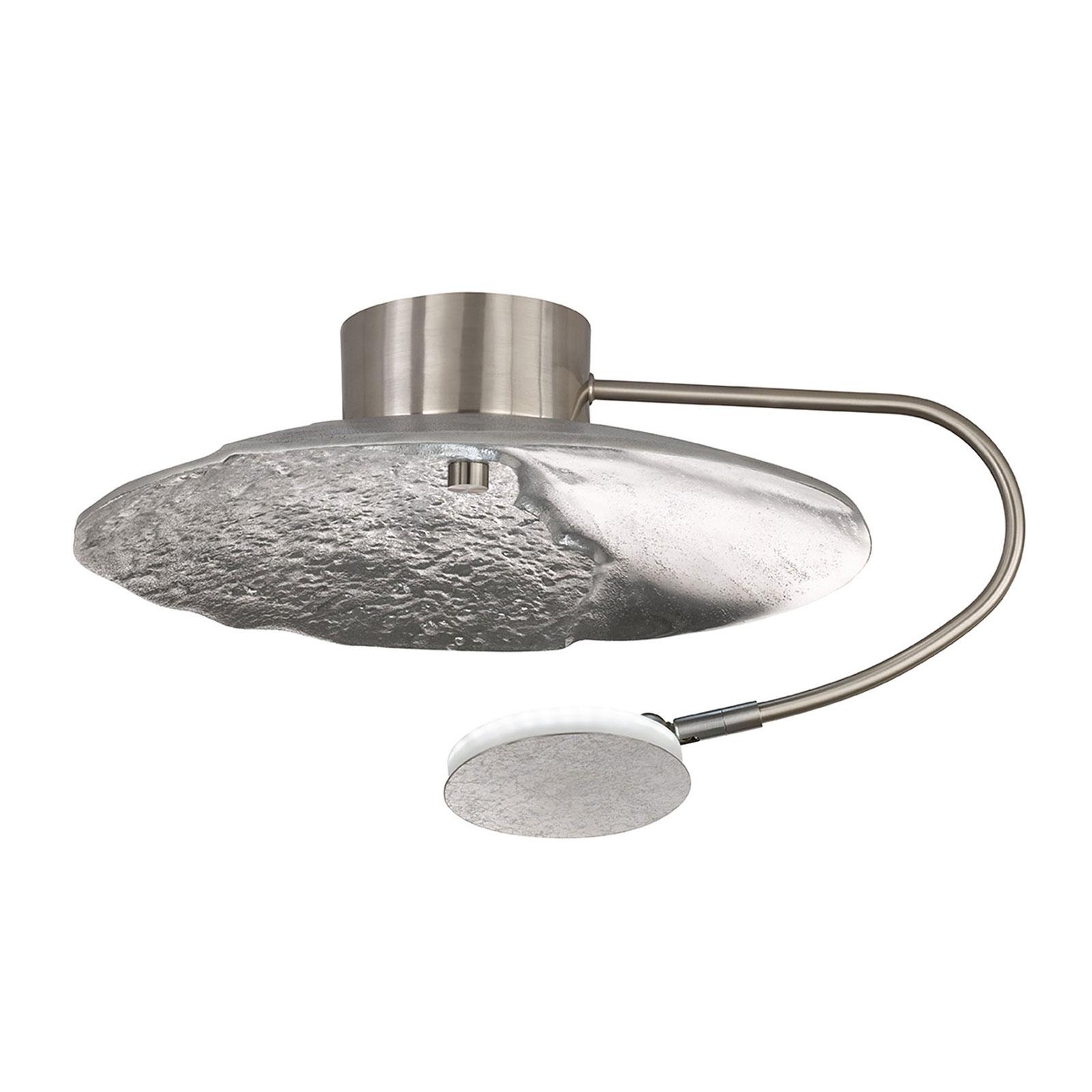 Lampa sufitowa LED Rennes z pilotem, Ø 38cm