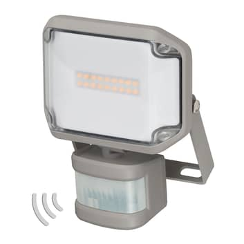 Utomhus LED-spot AL med IR-sensor IP44