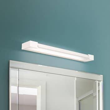 LED spiegellamp Marilyn, wit, gezwenkt