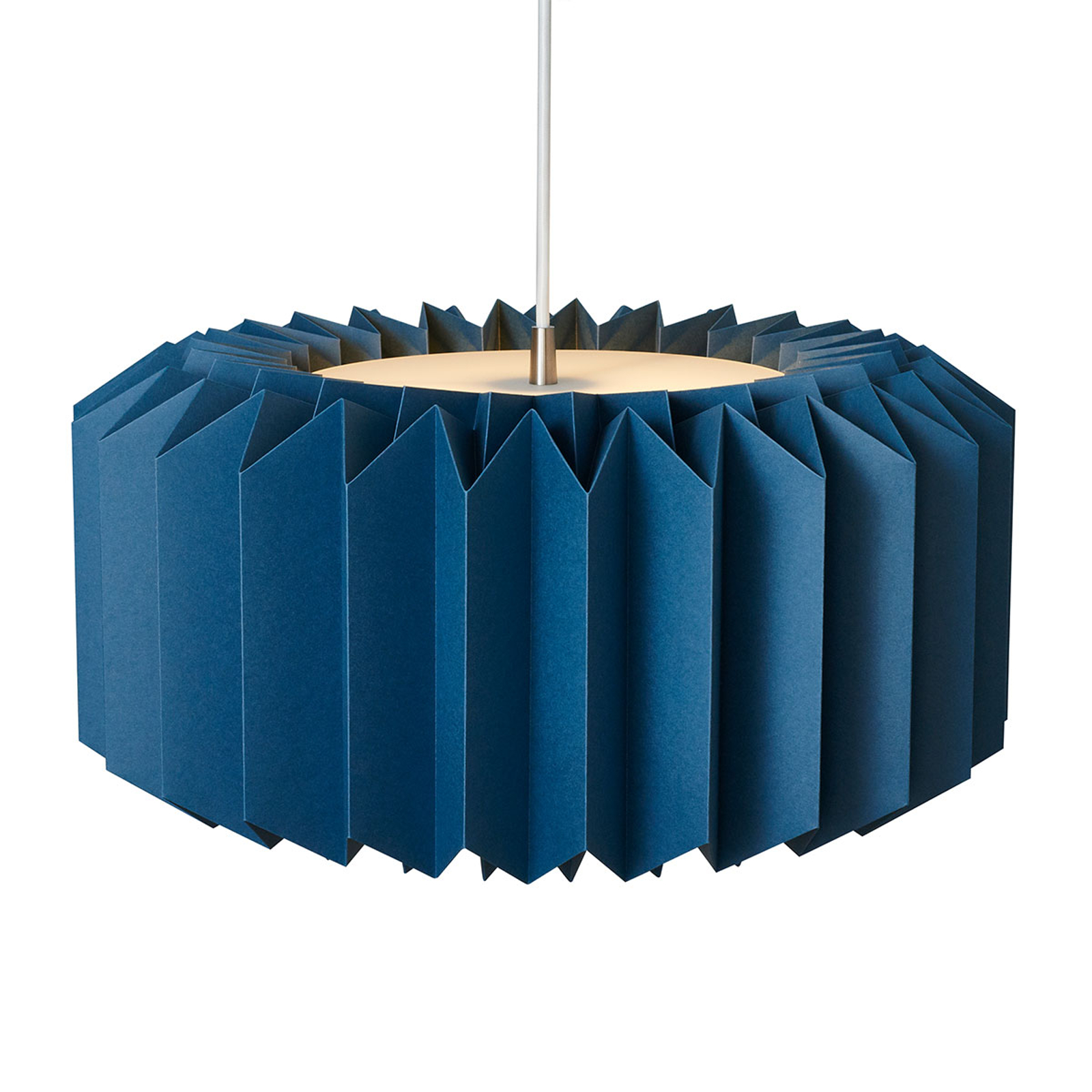 LE KLINT Onefivefour hanglamp in blauw, large