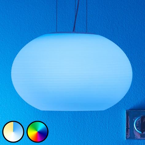 Philips Hue Flourish LED závěsné svítidlo RGBW