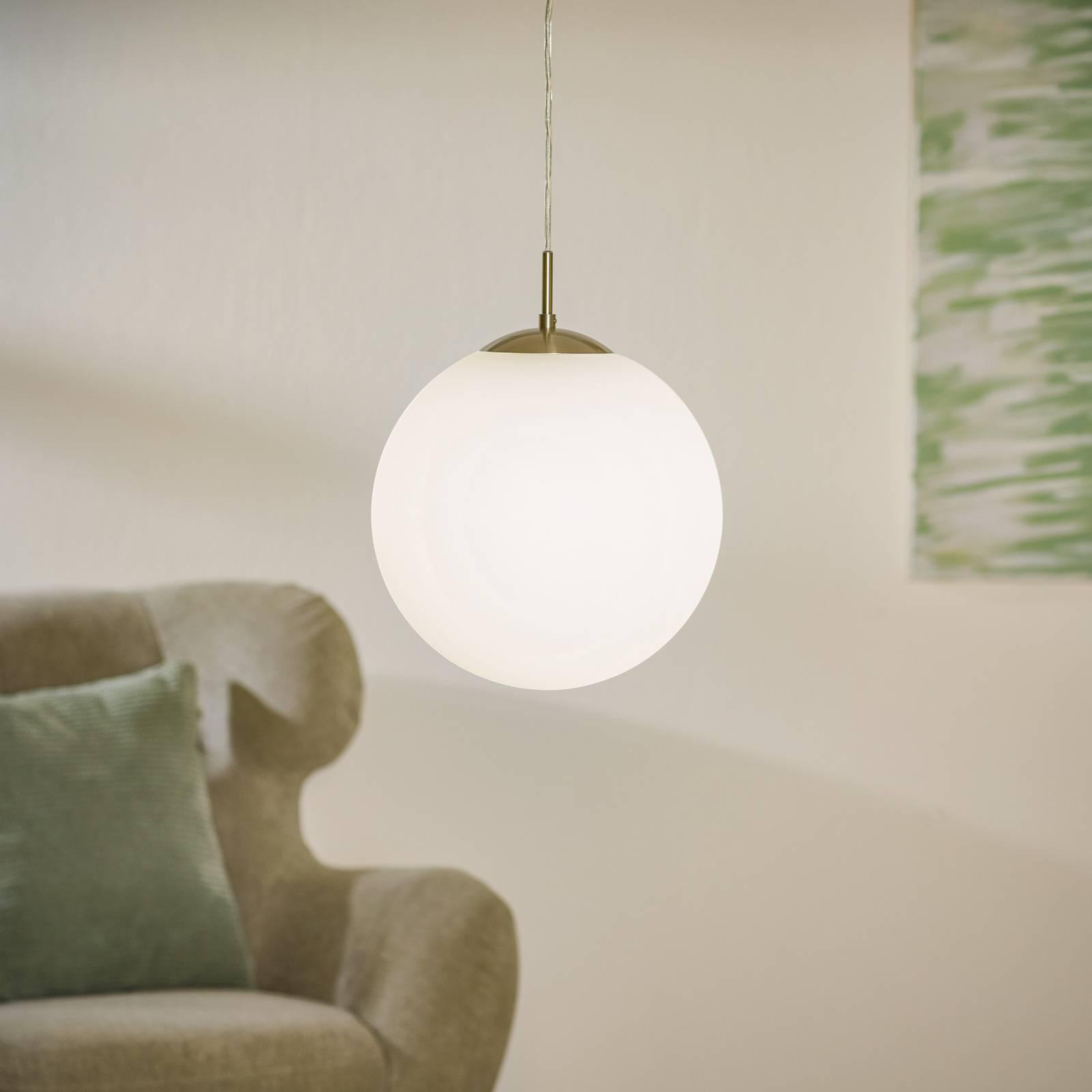 Elegancka lampa wisząca Rondo 30 cm