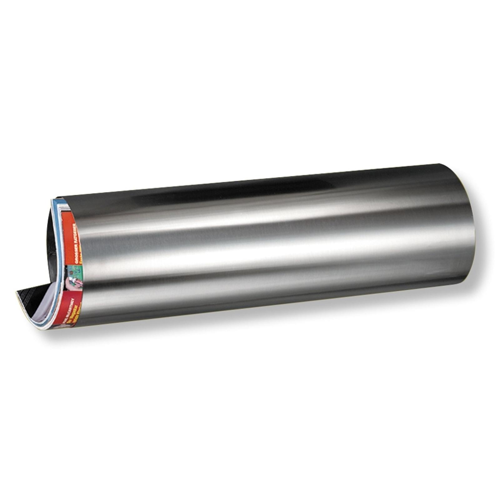 3800 avisrør i rustfrit stål