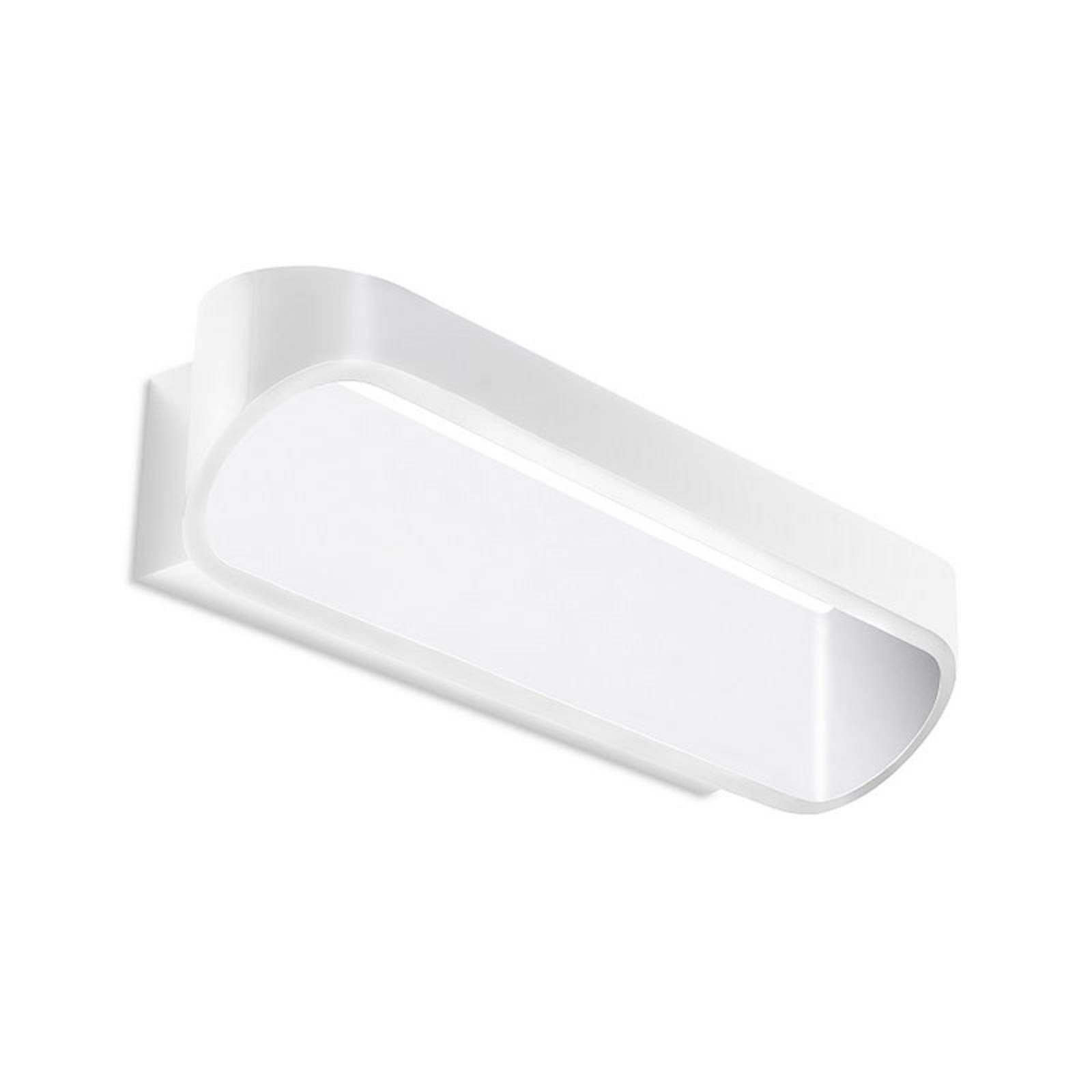 LEDS-C4 Oval LED wandlamp in wit