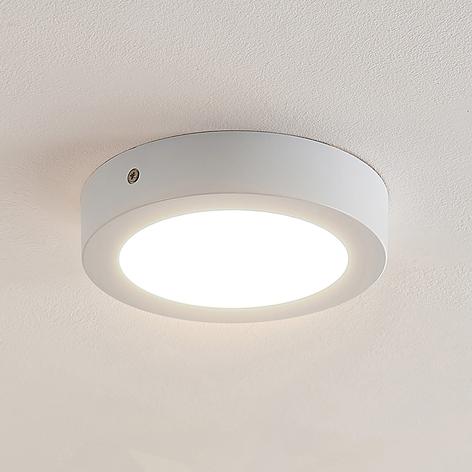 ELC Merina LED-Deckenleuchte Downlight weiß 17cm