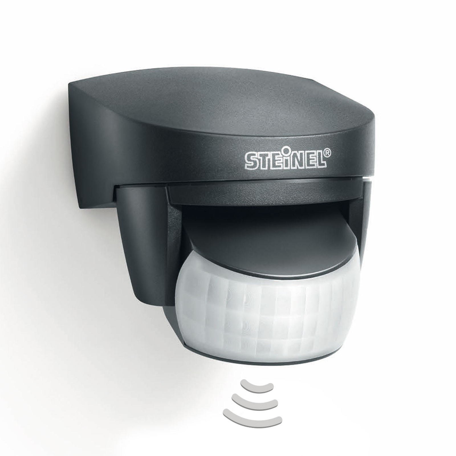 STEINEL IS 140-2 Smart Friends Sensor schwarz