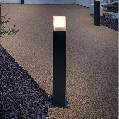Nette padlamp GRAFIT