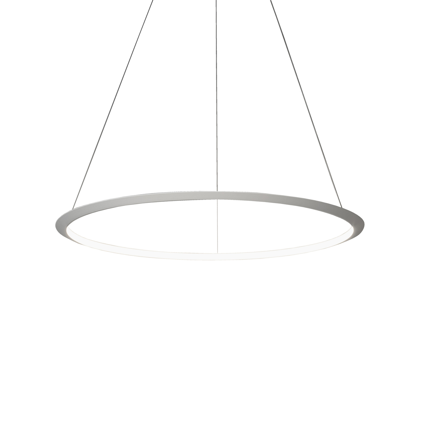 Grok Circular lampa wisząca LED, Ø 120 cm