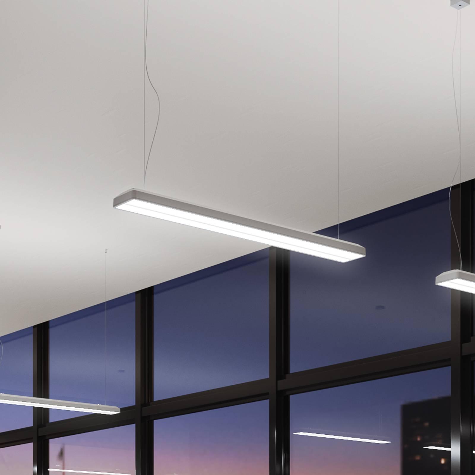 Siteco Taris lampa wisząca EVG DALI 151cm
