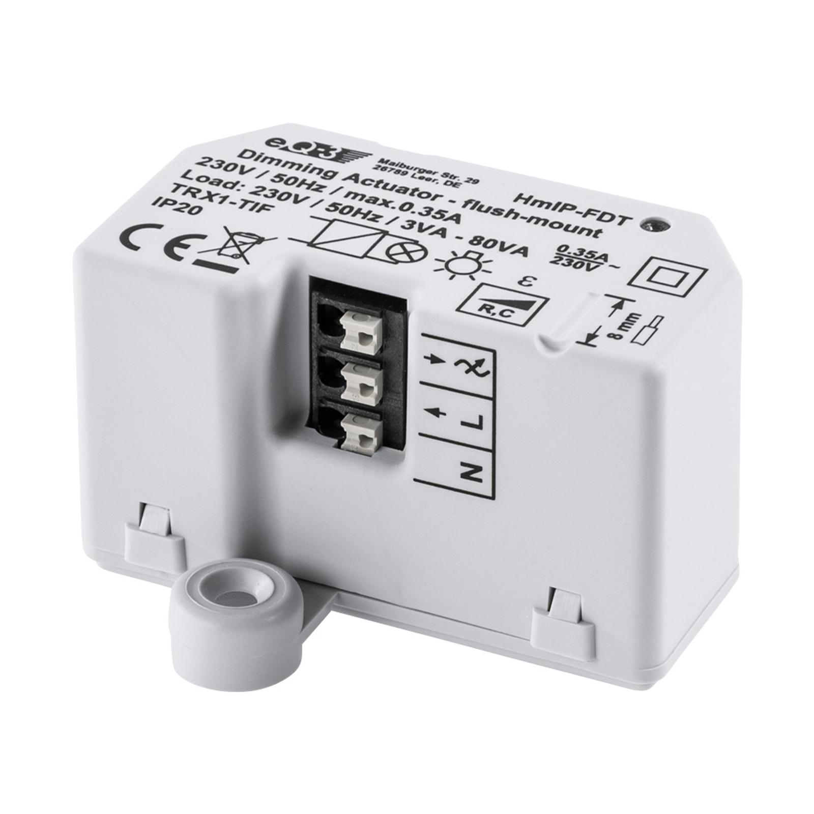 Homematic IP Dimmaktor Phasenabschnitt Gerätedosen