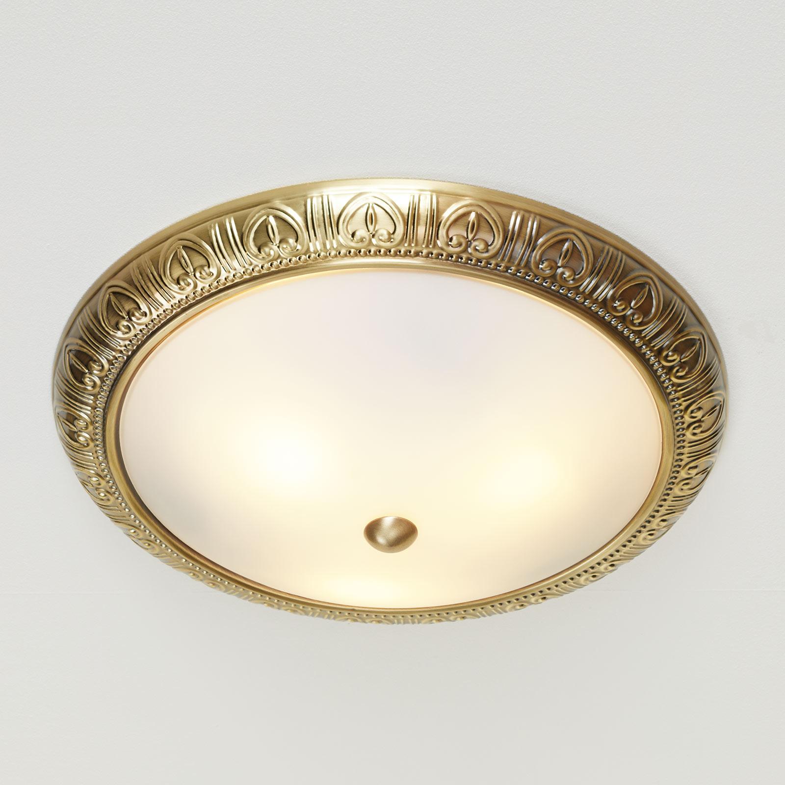 Lampa sufitowa Lembit, 38 cm