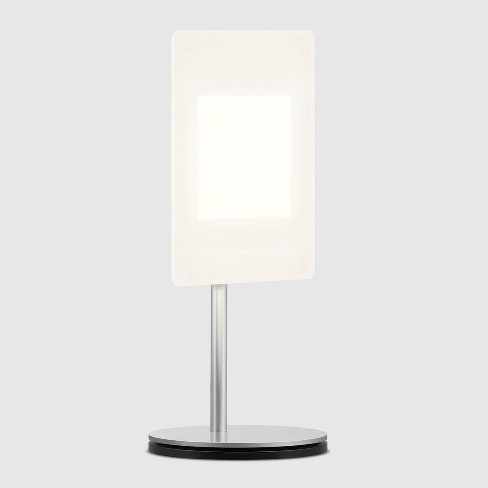 OLED tafellamp OMLED One t1 met OLEDs, zwart