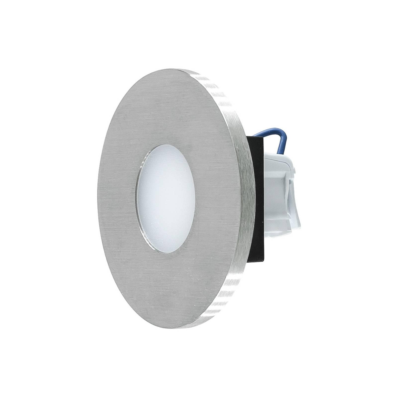 EVN LR230 applique LED encastrable direct inox