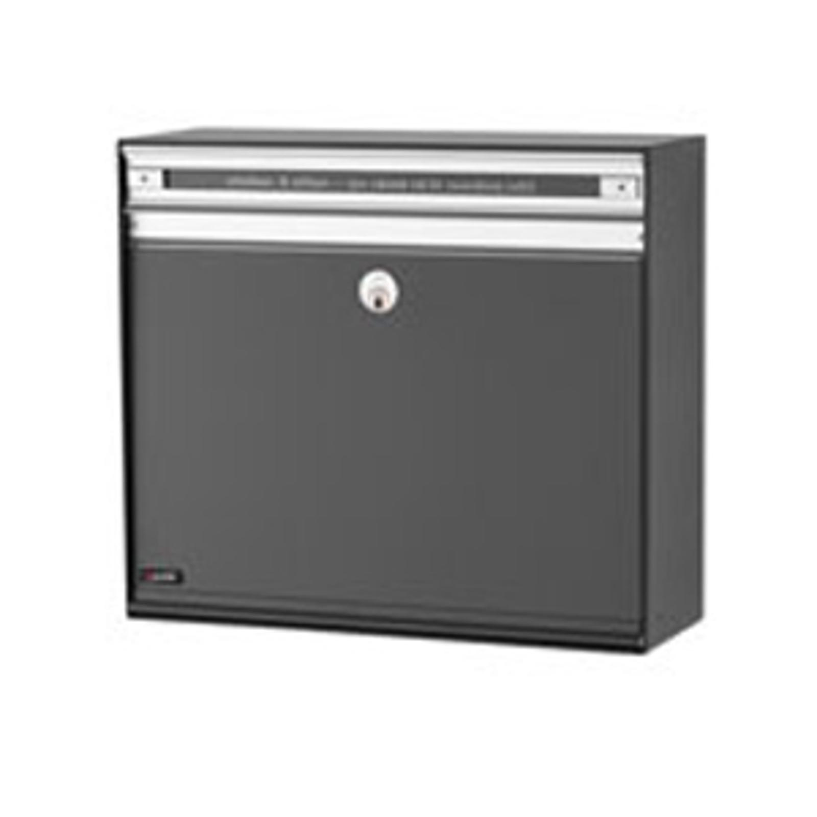 Praktická poštová schránka SC135, hliníkový otvor_1045048_1