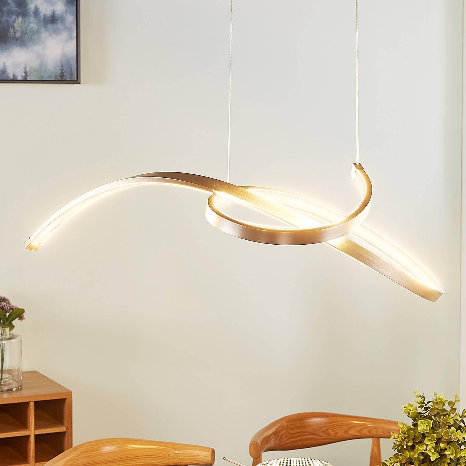 Suspension LED filigrane Dominykas