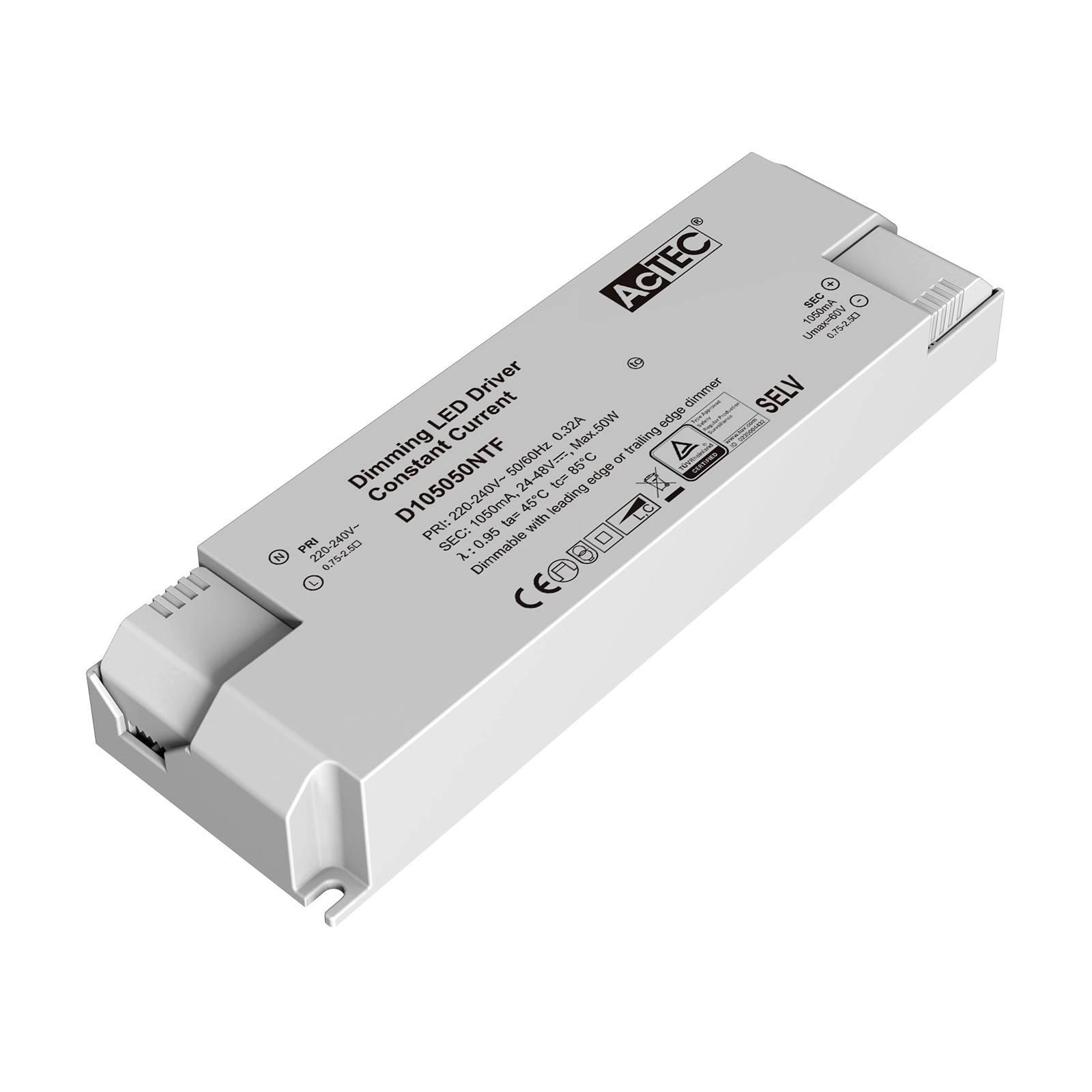 ACTEC AcTEC Triac LED ovladač CC max. 50W 1050mA