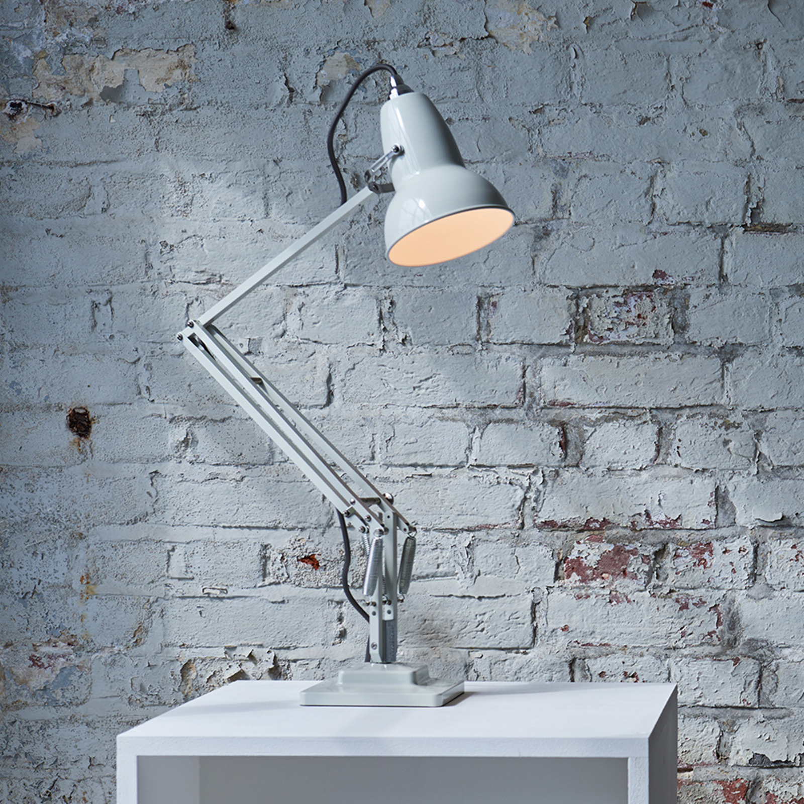 Anglepoise Original 1227 lampe à poser blanche