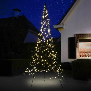 Fairybell® kerstboom met mast, 3 m 360 LEDs.