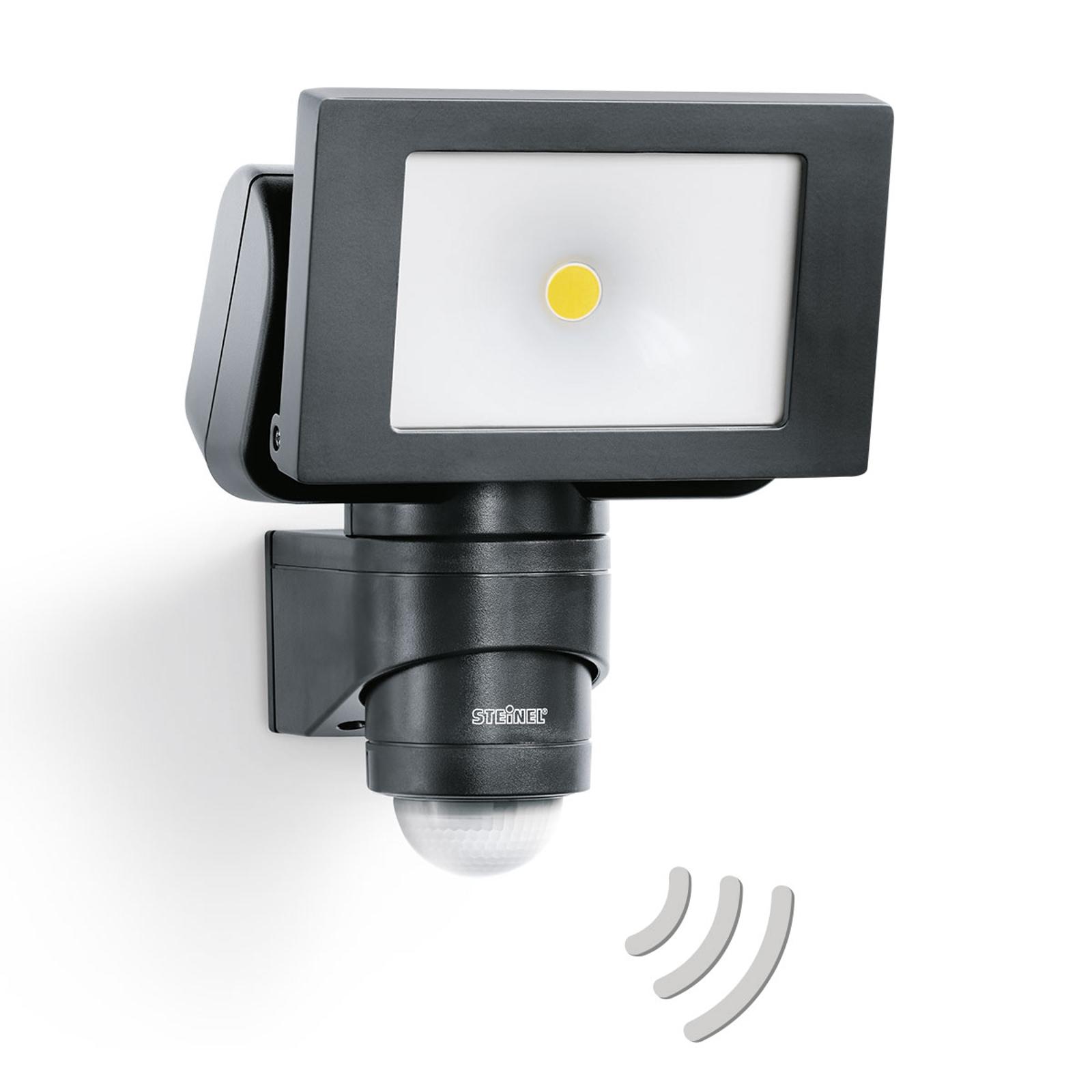 STEINEL LS 150 utendørs veggspot sensor svart