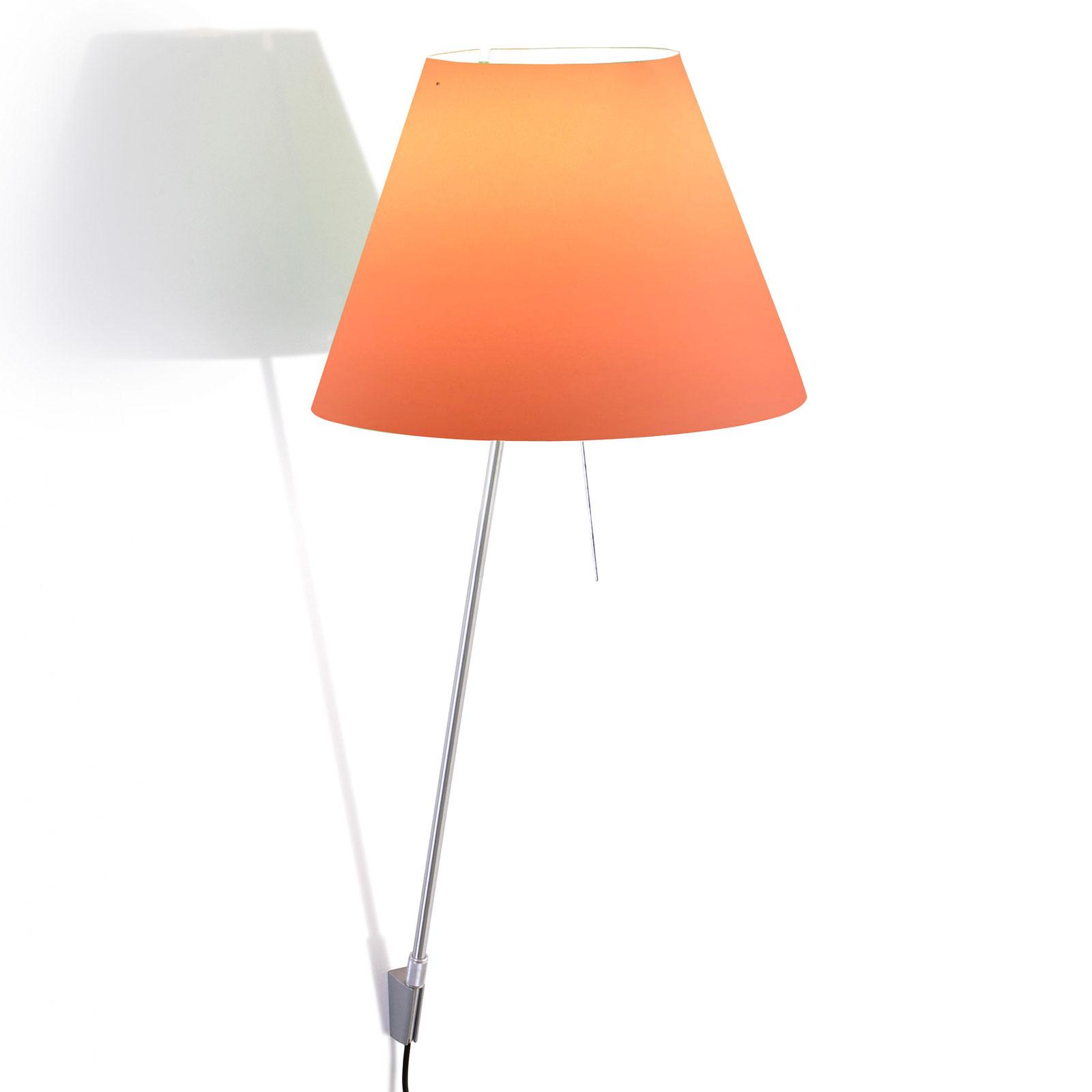 Luceplan Costanza wandlamp D13aif alu/poeder