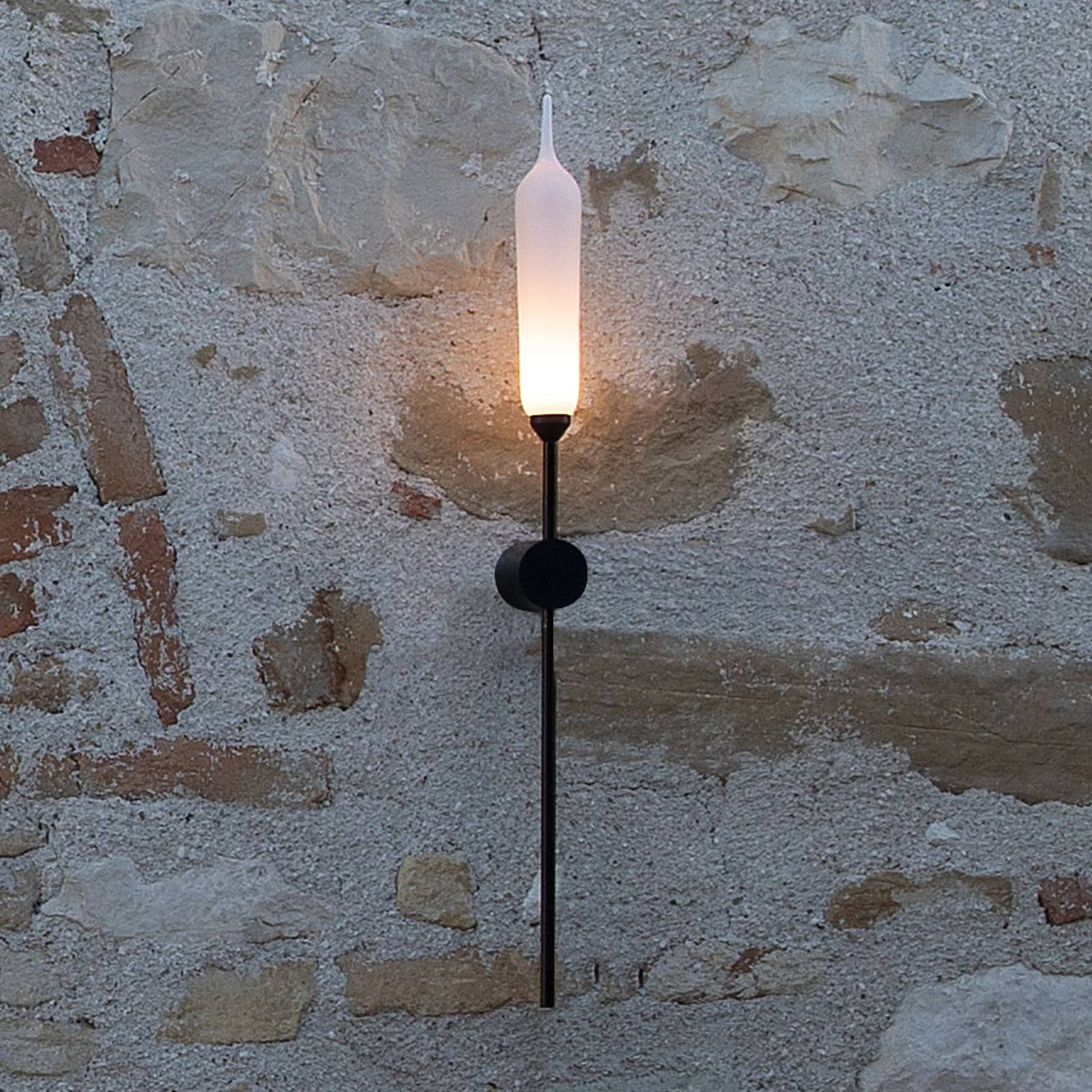 Karman Nilo LED-Außenwandleuchte, IP44