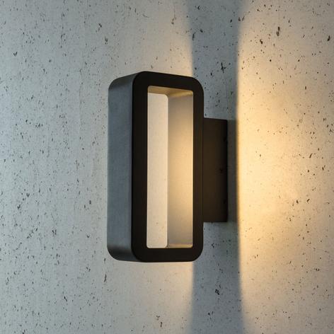 Přímočaré venkovní nástěnné světlo LED Juno
