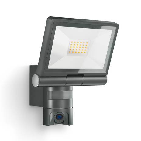 STEINEL XLED Cam 1 reflektor z kamerą interkom